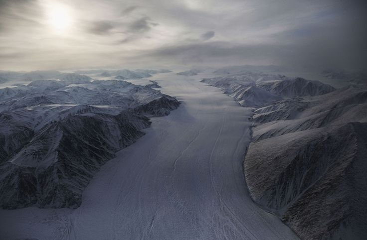 Above Canada and Greenland With NASA's Operation IceBridge - The Atlantic