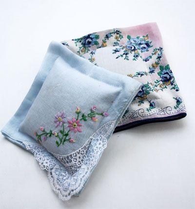 Handkerchief Sachets