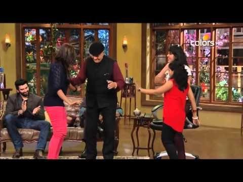 Prem Chopra dances with girls | Kapil Sharma Video Website