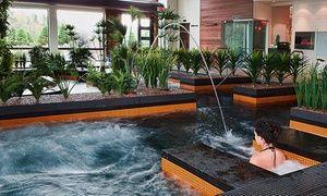 Groupon - 28,50 $  pour un accès d'une journée au circuit d'hydrothérapie détente chez Noah Spa (valeur 57,49 $)  à Scott.…