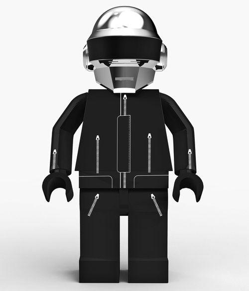 Daft Lego punk