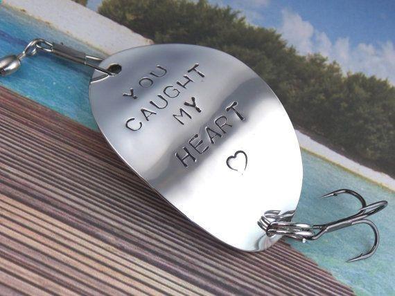 11 best thank a mentor ideas images on pinterest for Engraved fishing lures