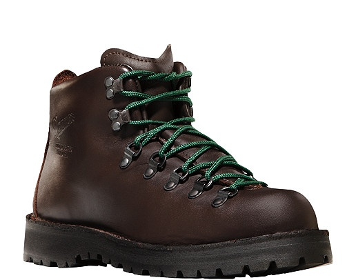 Danner Mountain Light II Hiking Boots (Made in Portland, OR). $300.