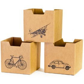 Vehicle Cubby Bin (Set of 3)