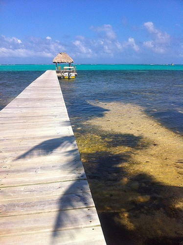 Belize. Hopefully my 2015 vacation :)
