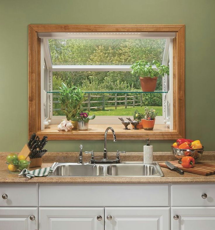 36 Best Kitchen Window Images On Pinterest