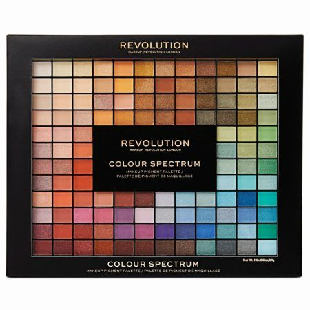 Makeup Revolution 196 Colour Spectrum Palette Makeup Revolution Palette Makeup Revolution Revolution Eyeshadow
