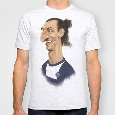 #Ibrahimovic - #PSG T-shirt by Sant Toscanni - $22.00