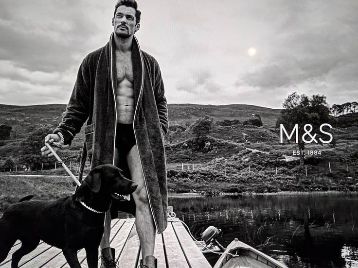 New David Gandy for Marks and Spencer