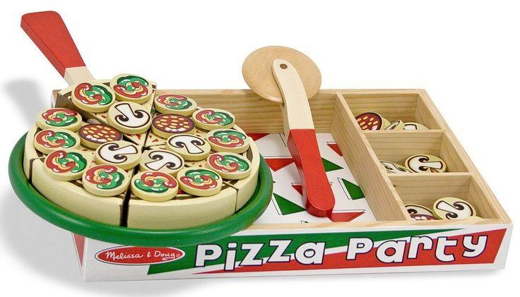 Cena: 90.00zł. Eksresowa wysyłka od ręki. DREWNIANA PIZZA DO KROJENIA angielskiej firmy ... więcej na www.Tublu.pl #tublu #tublu_pl #zabawka #zabawki #dla #dzieci #toy #for #kid #doll #cooking #player #zabawa #w #gotowanie #melissa #and #doug #pizza #party