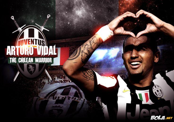 Arturo Vidal Juventus Wallpaper HD 2013 #1