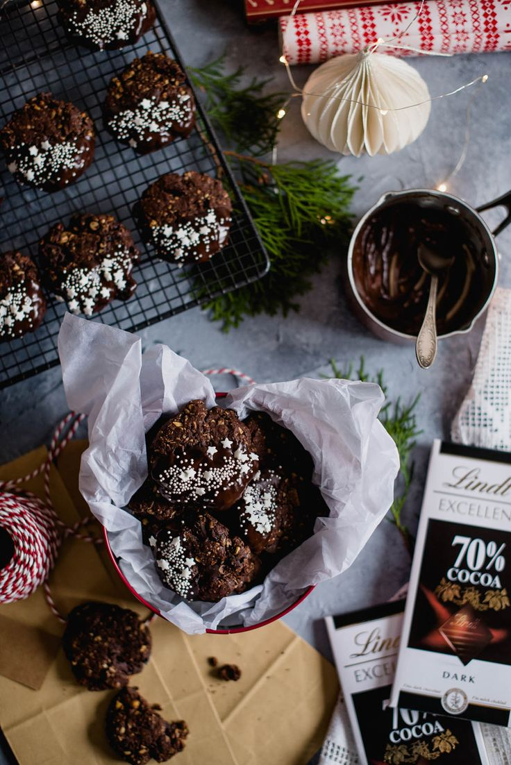 Piernikowe ciastka owsiane to nasz świąteczny przysmak - dziele się z Wami przepisem i jestem pewna, że także u Was zagoszczą już na stałe.