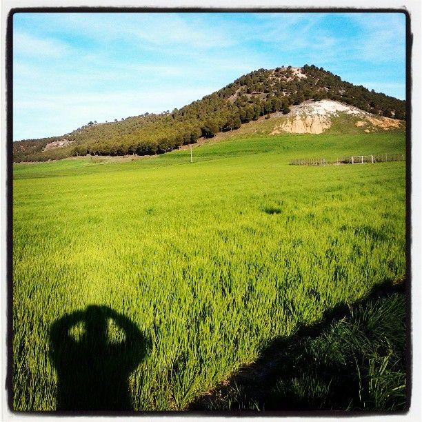 "photo: ""Monte Uris."" www.siempredepaso.es"