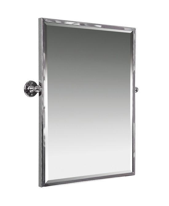 Fyrkantig spegel