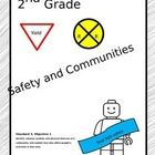 This is a great resource to use when teaching traffic signs and their meanings, school communities including the principal, secretaries, custodians...