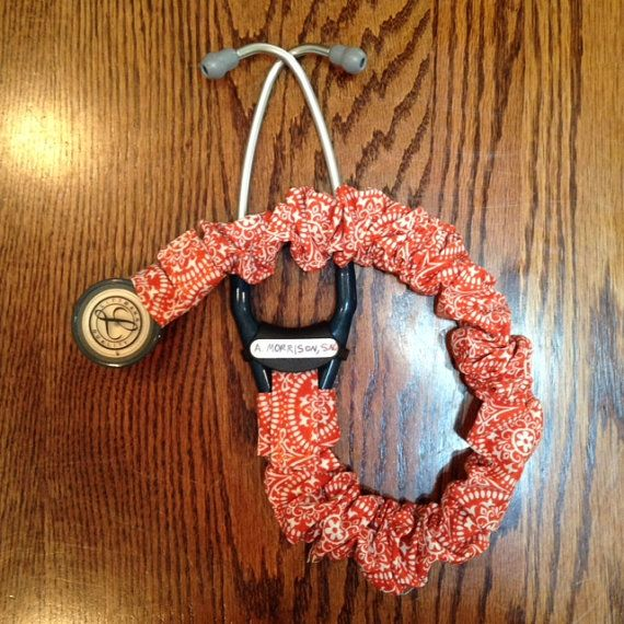 Stethoscope Stethoscope Accessories Medical  by sellabrations (Accessories, stethoscope covers, Nurses, Doctors, Bright, Gift, stethoscopes, custom orders, accessories, medical field, Damask, Medical, Modern, trending)