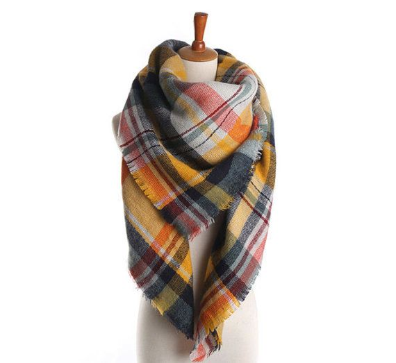 New pattern for fall!  Another lovely inspired by Zara!  You will love this scarf! It is super soft, cozy, vibrantly colored and huge. Absolutely