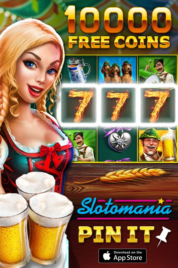Play the best SLOT machines! SPIN to WIN! Collect 10000 FREE coins!