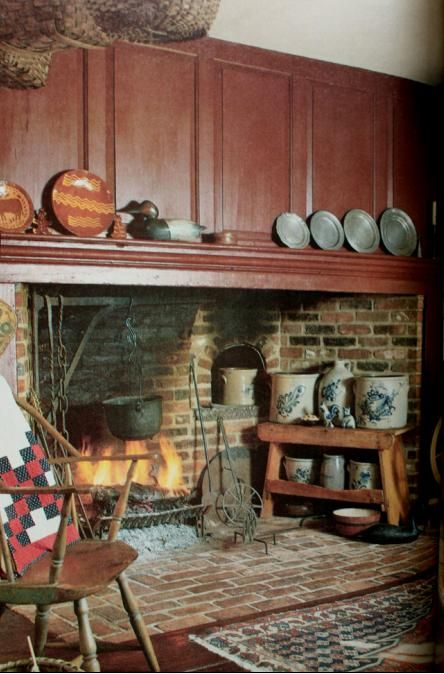 127 best Colonial & Hearth Cooking images on Pinterest | Primitive ...