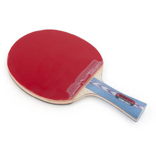 DHS HURRICANE-II Tournament Ping Pong Paddle, Table Tennis Racket – Shakehand