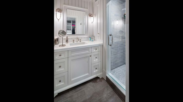 Hemingway Construction | Gallery of Bathrooms | Porcelain Tile