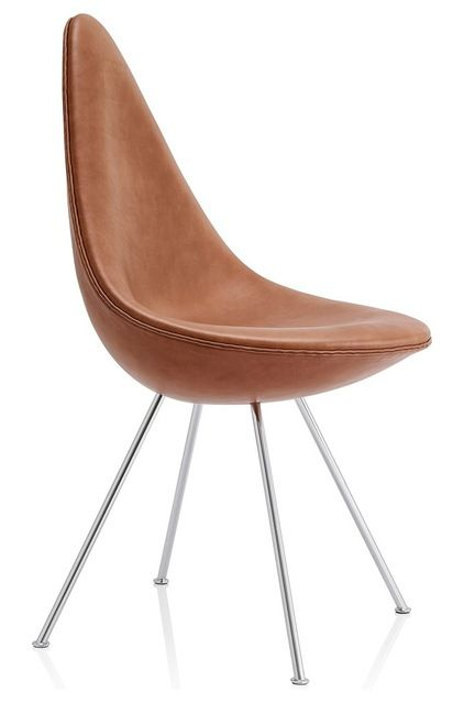 The Drop Chair by Fritz Hansen