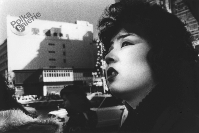 Daido MORIYAMA :: Tokyo, Japan, 1984