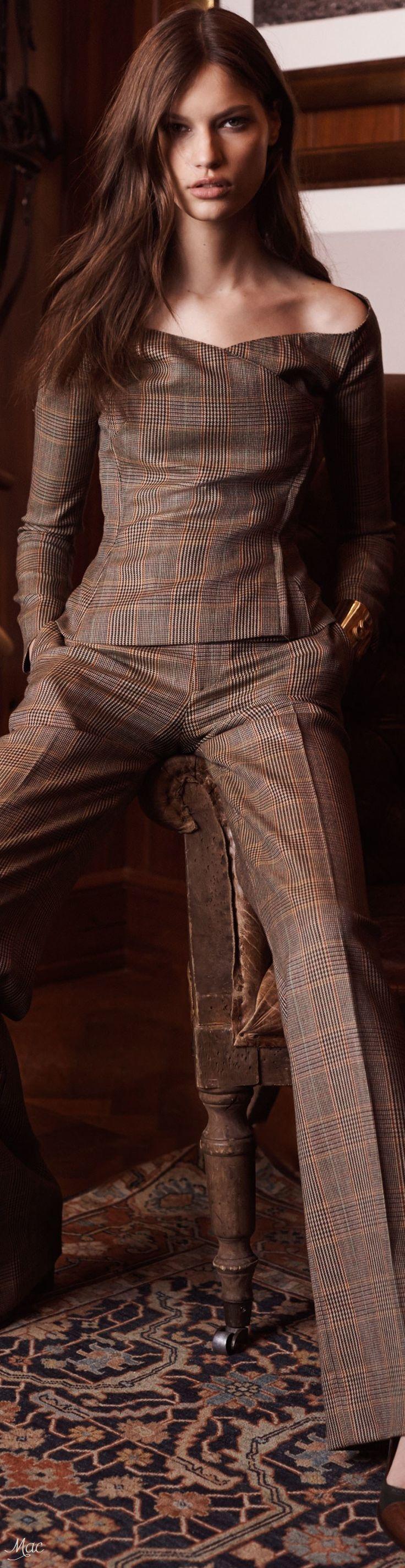 Pre Fall 2017 Ralph Lauren