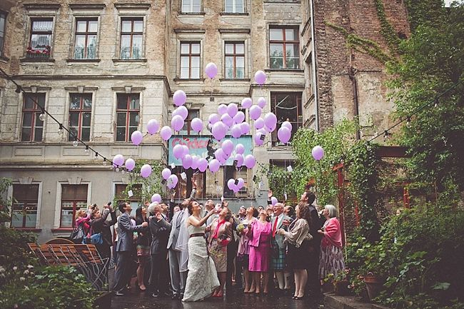 German Luft Balloons