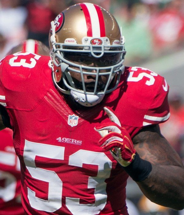 Where does NaVorro Bowman's contract rank among edge defenders?