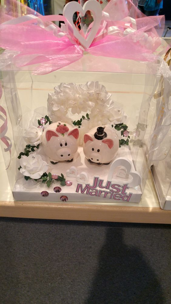 Geldgeschenke Zur Hochzeit Mit Luftballons Und Ohne Bei