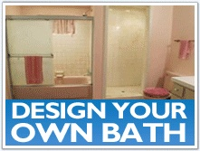 Design your own bath bathroom renovation ideas pinterest bath and design Design your own bathroom remodel