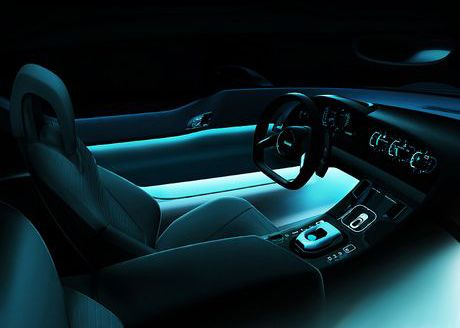 teal led lights car pinterest lighting led and interiors. Black Bedroom Furniture Sets. Home Design Ideas