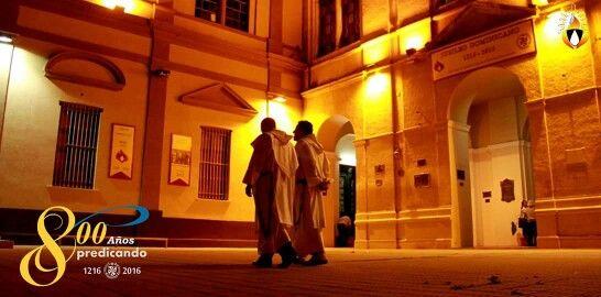 En SANTIAGO del ESTERO el inicio del Jubileo Dominicano sera a las 21.00 hs en el Convento Santo Domingo