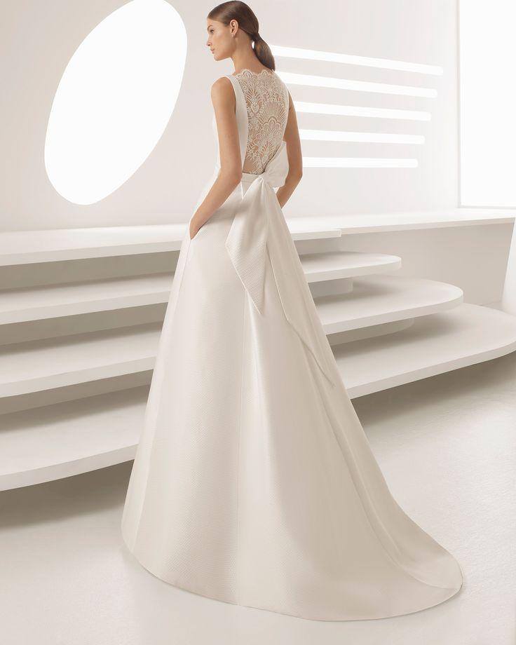 198 best Hochzeitskleid images on Pinterest   Bridal hairstyles ...