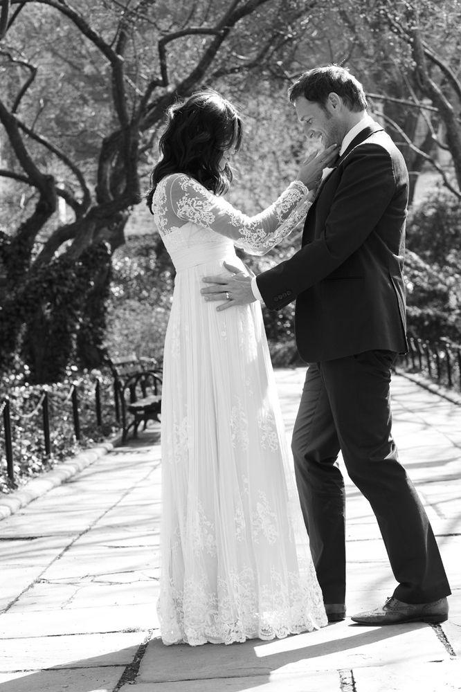 Josh Lucas and wife Jessica- HER DRESS!!!!!!