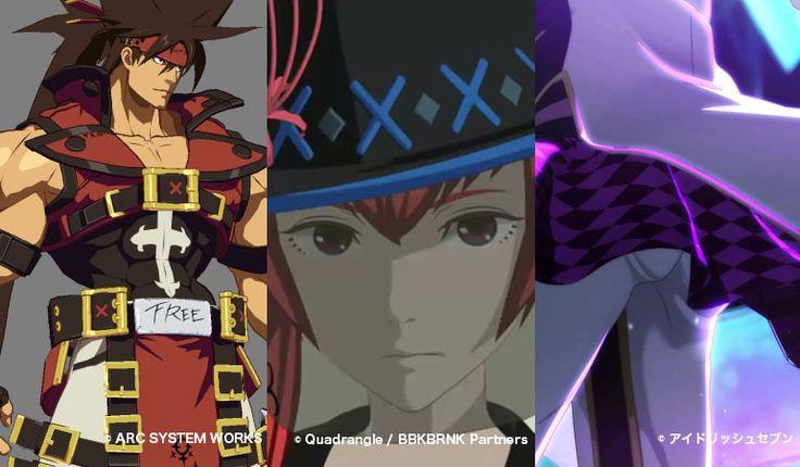 対戦アクションゲーム『ジョジョの奇妙な冒険 アイズオブヘブン』、『NARUTO-ナルト-疾風伝 ナルティメットストーム4』、対戦格闘ゲーム『GUILTY GEAR Xrd -REVELATOR-』、TVアニメシリーズ『ブブキ・ブランキ』、IDOLiSH7(音楽ゲーム)『RESTART POiNTER』MV。2015年末∼2016年前半に相次いで発表されたこれらの作品は、いずれも3DCGを多用しつつ、日本のセルアニメが培ってきた表現方法を様々なやり方で再現している。その取り組みが発表されたCEDEC