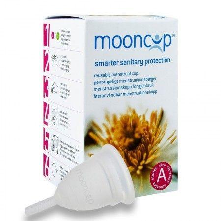 miglior prezzo - Mooncup coppetta mestruale - Misura A - Assorbenti e Proteggislip - in Svizzera