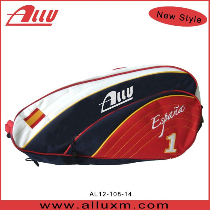 2013 Best padel tennis racket bat bag