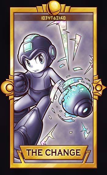 Mega Man - The Change by Quas-quas.deviantart.com on @DeviantArt