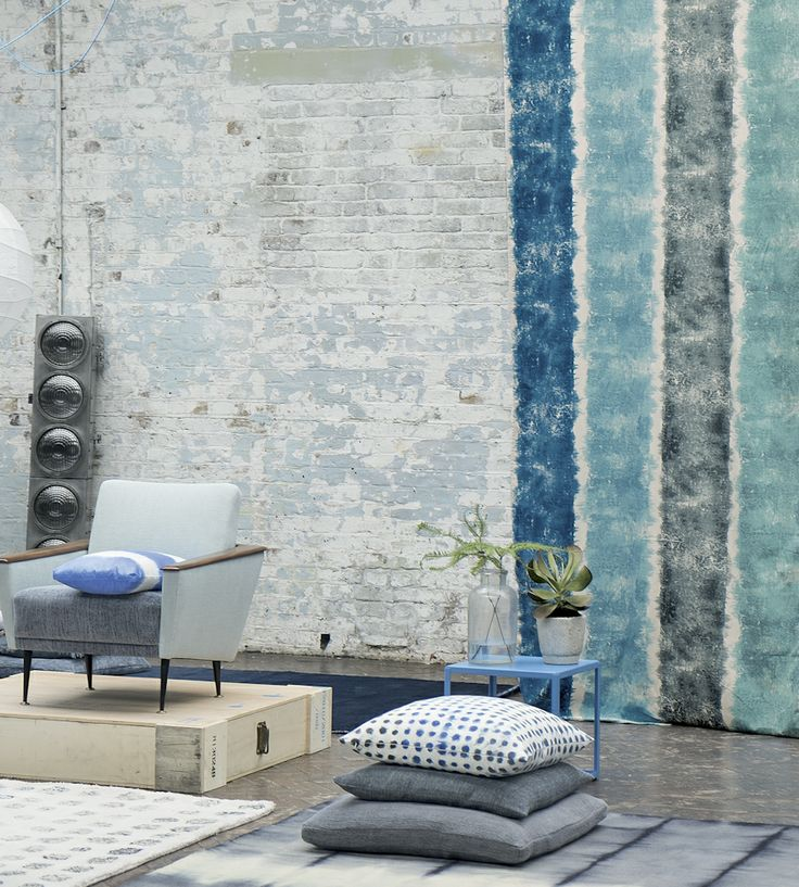 Rustic Living | Mapuche Fabric by Designers Guild | Jane Clayton