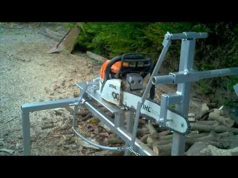 banc de scie mario - YouTube