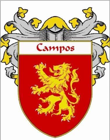 Família Campos | Origem do Sobrenome