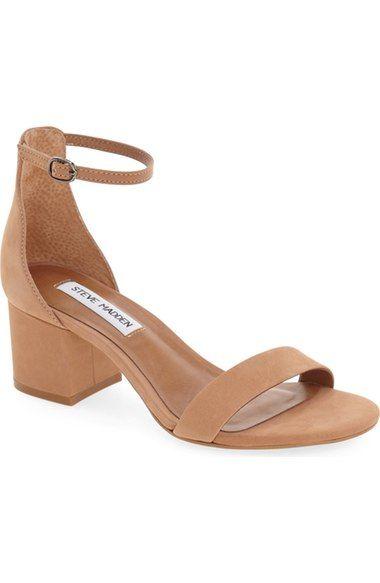 Steve Madden 'Irenee' Ankle Strap Sandal (Women) available at #Nordstrom $79.95