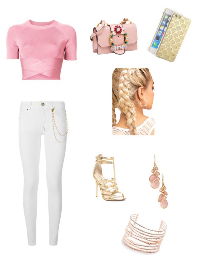 """Loves"" by maleja-castro-torres on Polyvore featuring moda, Burberry, Pierre Balmain, T By Alexander Wang, Chinese Laundry, Miu Miu, Alexis Bittar y Avon"