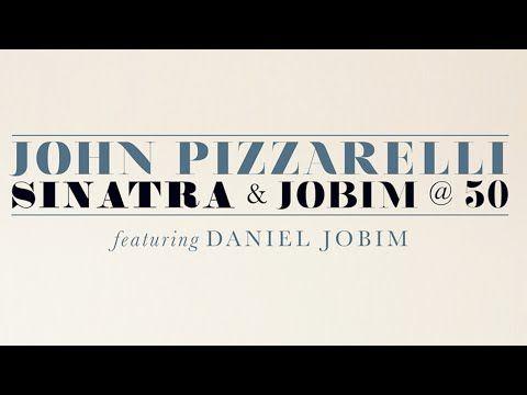 (6) John Pizzarelli: Agua de Beber - YouTube