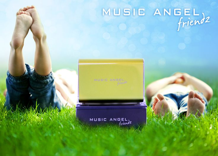 Music Angel Friendz portable stylish aluminium speakers are available in 9 vibrant colours and offer up to 120 hours of high quality playback time. Whether you are at a festival, a picnic or a party, be sure to have a Music Angel Friendz with you to keep the music playing.  http://www.cleverkit.com/audio/by-brand/music-angel-friendz