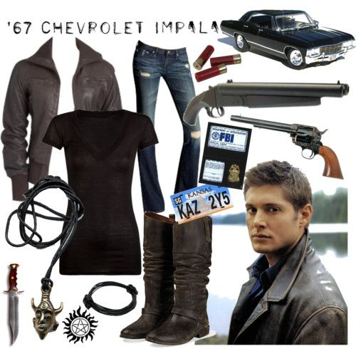 Dean-Inspired Outfit