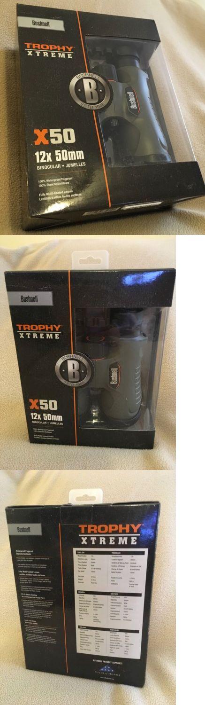 Hunting Binoculars 31711: Bushnell Trophy Xtreme X50 12X50 Binoculars -> BUY IT NOW ONLY: $145 on eBay!