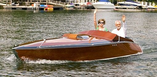 Cracker Box | Boat Plans for Inboard Power | Boat, Wooden speed boats, Boat plans